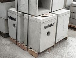 Prefabricados de hormigon. Prefabricados especiales Santiago,Chile