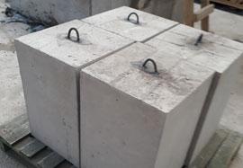 Apoyos de prefabricados de Hormigón