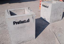 fabrica de Camaras de hormigon en Chile