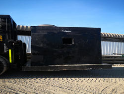 Camaras prefabricadas de hormigon
